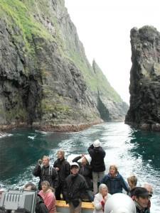 Sightseeing - Bird Cliffs